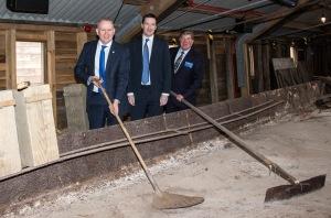 George Osborne Lion Salt Works 11