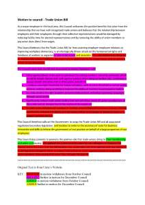 Unite Motion, Red & purple removed, Green & yellow added by CWC Labour.